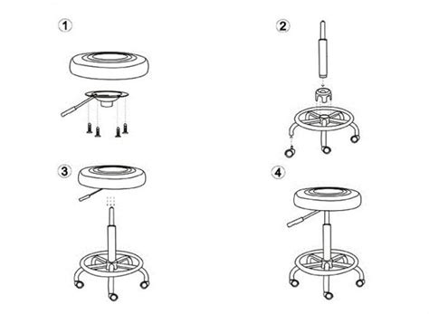 Clean Room Lab Stools by Height Adjustable Lab Chairs And Stools Cleanroom Lab
