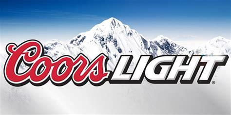 coors light blue mountains coors light mountain logo www pixshark com images