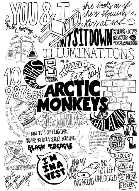 Arctic Monkeys Lyrics arctic monkeys it and see lyrics compilation by immbc