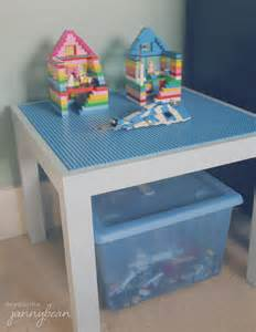 our house boy s room lego table the ordinary of