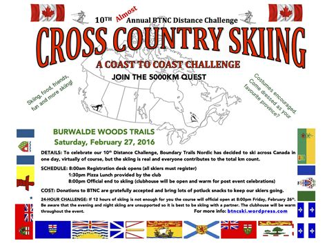 distance challenges boundary trails distance challenge 2016 cross country