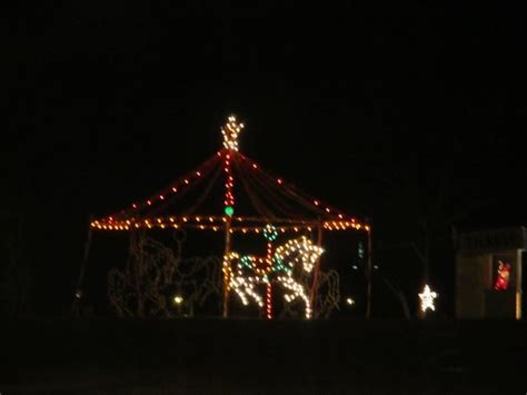 christmas lights picture of fiddlers grove lebanon