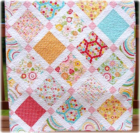 baby comforter patterns 1000 ideas about baby girl quilts on pinterest baby
