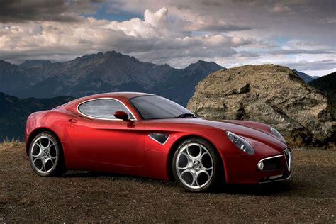 Alfa Romeo Sports Car auto cars wallpapers 2013 new 2013 alfa romeo 8c