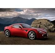 Auto Cars Wallpapers 2013 New Alfa Romeo 8C