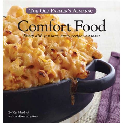 Comfort Food Articles by Comfort Food Recipes From The Farmer S Almanac The