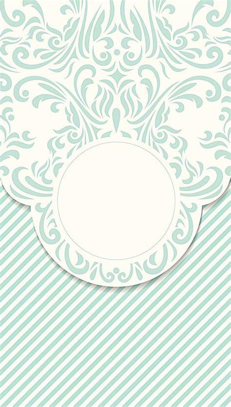 Wedding Background Design Green by Light Green Small Fresh European Pattern Wedding