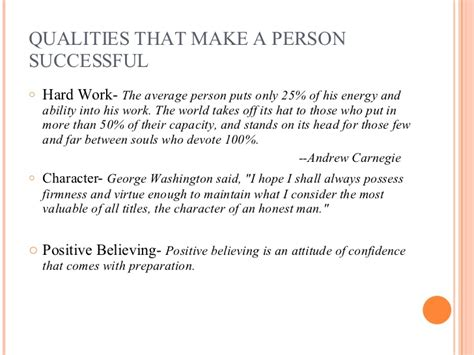 A Successful Person Essay by Blue Print Success By Shiv Khera