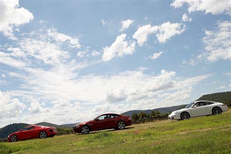 Bmw M6 Vs Porsche 911 by Audi R8 Vs Porsche 911 S Vs Bmw M6 Classic Motor