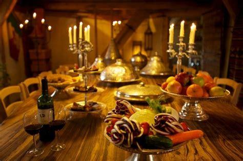 cene a lume di candela location unica e privata per cena romantica