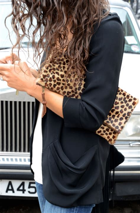 Up Of Designer Animal Print Clutch by Leopard Print Clutch Bag N L De Lima