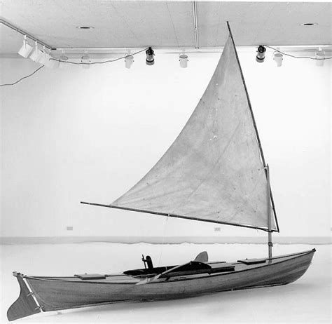 canoes with sails simple canoe sail dandi