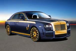 Rolls Royce Made In Mansory Rolls Royce Ghost Luxuo