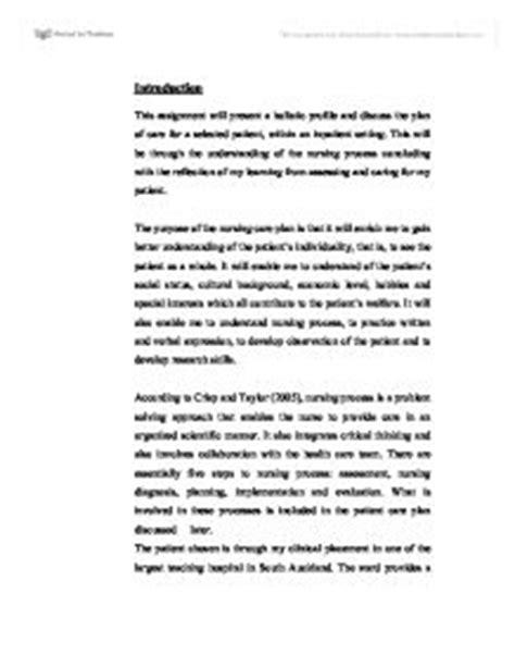 Patient Care Essay by Student Care Plan Essay Nursing Care Plan Essay Conclusion Writing A Argumentative