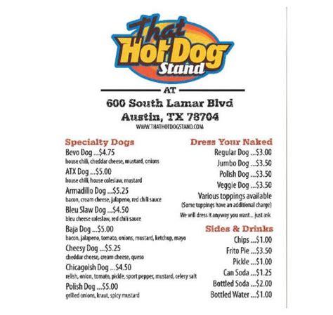 dogs menu dogs austinfoodcarts part 3