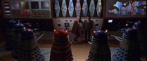 short lived victory   amicus daleks warped factor