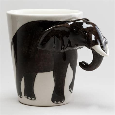 elephant design mug elephant mug world market