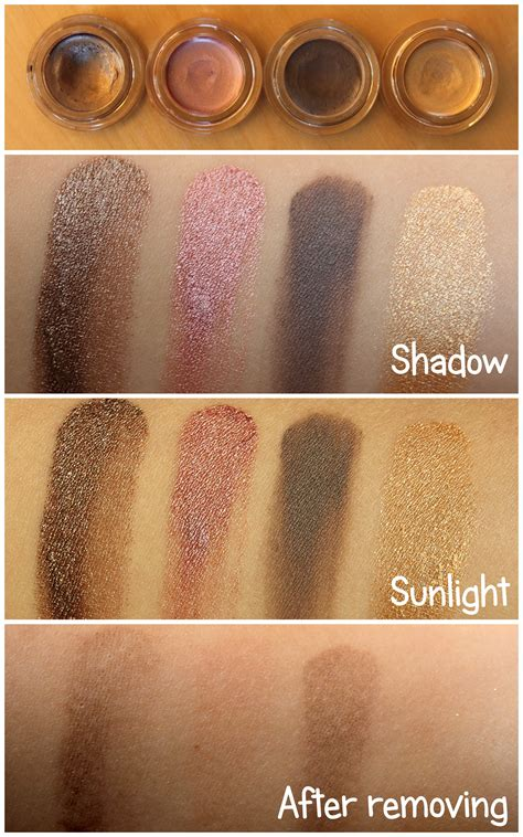 maybelline color tattoo swatches review maybelline 24h color make up your mind
