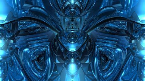 Full HD Wallpaper robot giant glossy surface shine