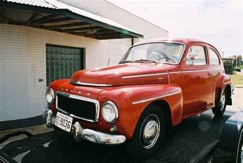 classic volvo 1959 volvo 544 restoration
