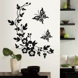 home decor sticker aliexpress buy newest classic butterfly flower home