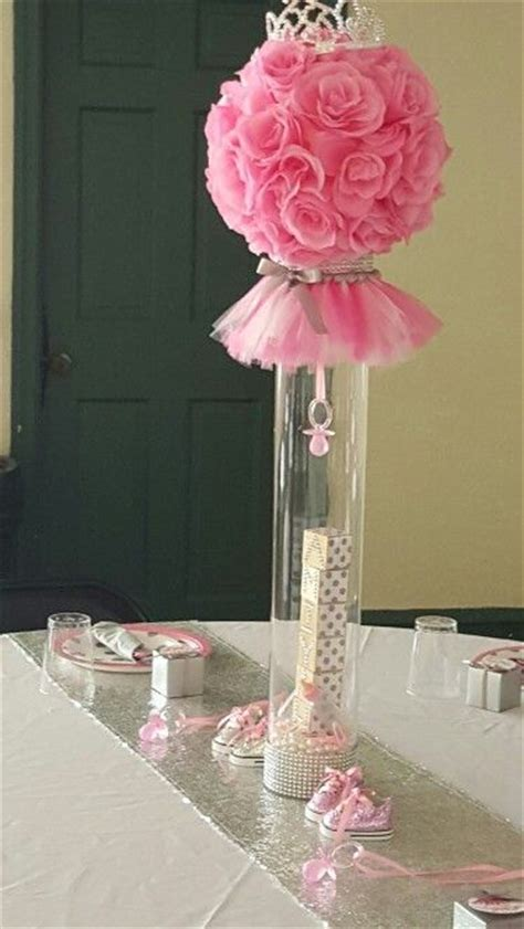 Baby Shower Center Table Decorations by Table Centerpiece Ba Shower Tables