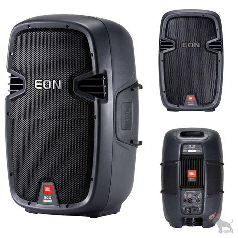 Speaker Jbl Eon jbl eon510 portable self powered 10 quot two way bass reflex bi speaker eon 510 ebay