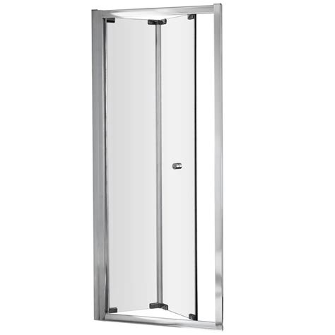 Bi Folding Shower Door Ella 900 X 1850mm Bi Fold Shower Door