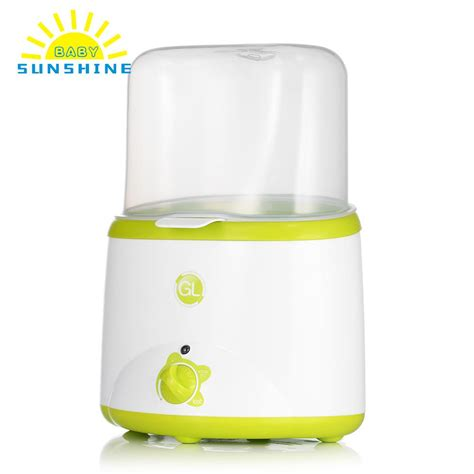 Crown Milk And Food Warmer high quality baby bottle warmer heating milk heating food liquid heater disinfection electric