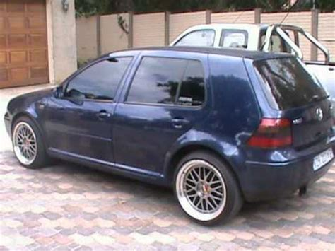 Vw Golf ähnliches Auto by 2000 Volkswagen Golf 4 Gti Auto For Sale On Auto Trader