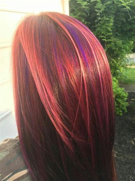 unique hair color unique hair color got a hair