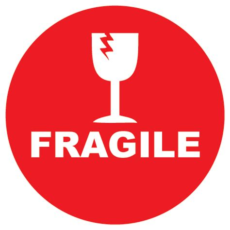 shipping label fragile glass fragile sbsf 3th 8th july 2018