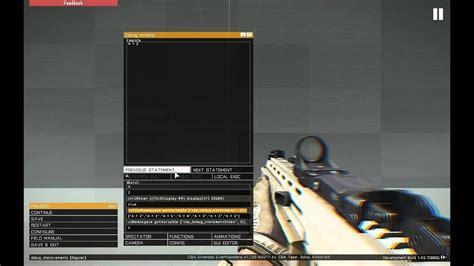 arma 3 console arma 3 cba debug console improvements