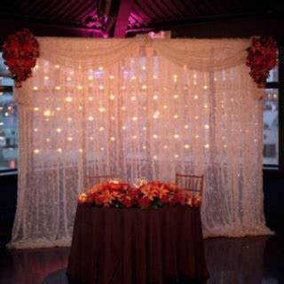 Cake or Couple table backdrop   S Birthday Party   Wedding