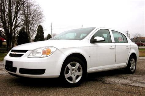 sell used 2007 chevrolet cobalt 4 dr sed speed manual trans in totowa new jersey united states sell used 2007 chevrolet cobalt lt sedan 4 door 2 2l in cleveland ohio united states