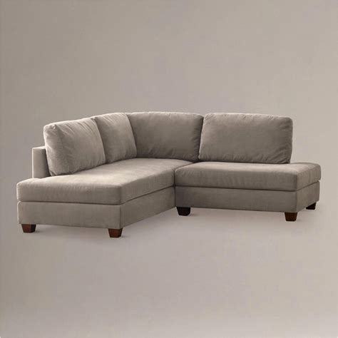 space sofa elegant small sectional sofas for small spaces awesome