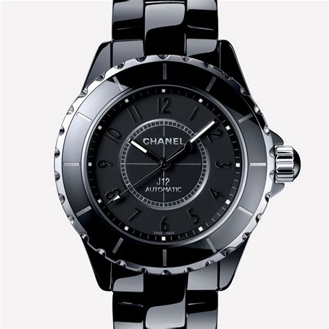 Chanel J12 by J12 Black Chanel