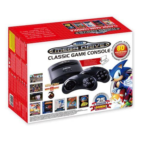 megadrive console sega megadrive classic console r 233 trogaming sega sur