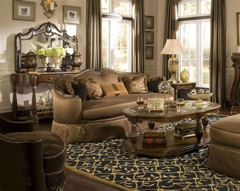 aico coffee table set sovereign ai 57201 51s