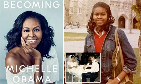 michelle obama reveals  cover    memoir