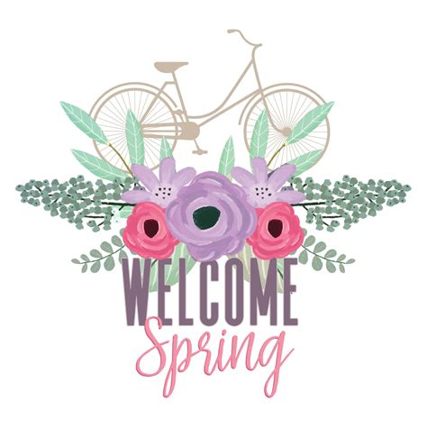 printable spring images welcome spring free printable etc papers