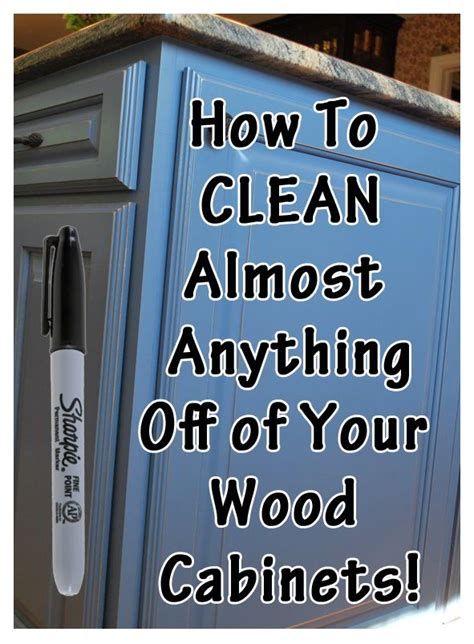 How To Clean The Kitchen Cabinets Wood by 137 Best Images About Diy Kitchen Cabinets On