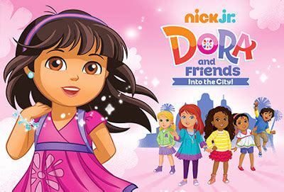 nick jr dora and friends into the city the gallery for gt dora and friends into the city