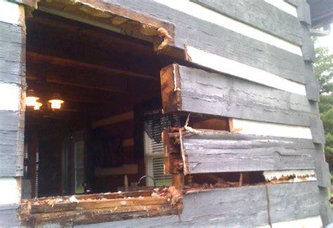 Log Cabin Maintenance log cabin maintenance repair timber frame construction