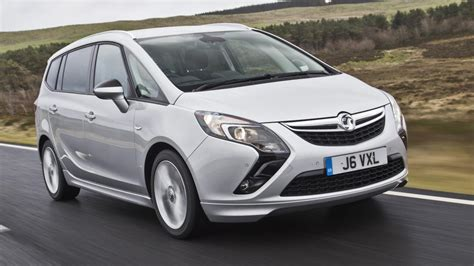 Vauxhall Zafira Tourer Review Top Gear