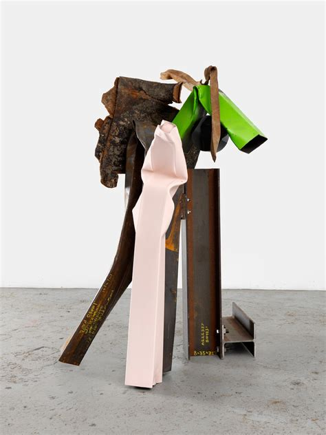 Pedestal Installation Crushed Harmony The Sculpture Of Carol Bove Design Milk