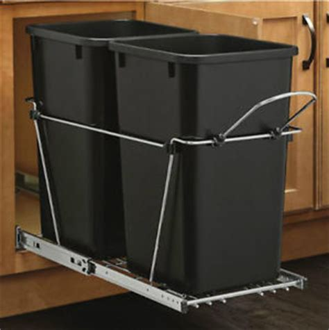 kitchen garbage cans sink trash can pull sink kitchen waste garbage bin