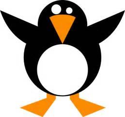 Penguin Clipart Outline by Penguin Clip Gallery Clipart Best Clipart Best