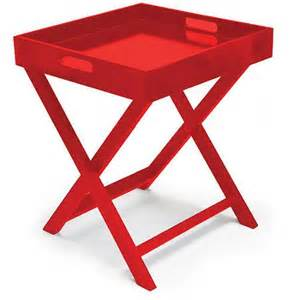 folding tray table walmart