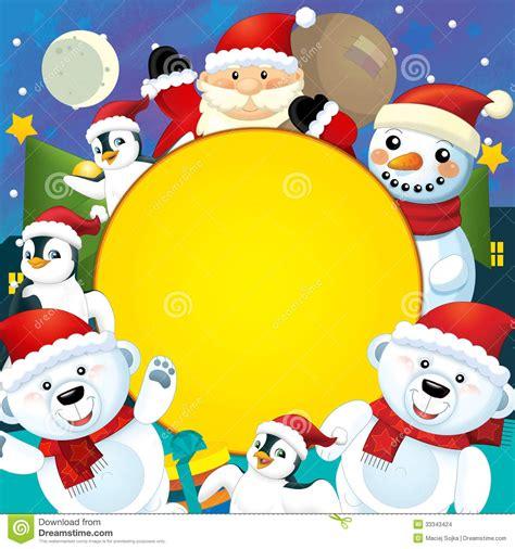 dibujos para tarjetas de navidad para ni241os la navidad colorida tarjeta de felicitaci 243 n ejemplo para los ni 241 os imagenes de archivo